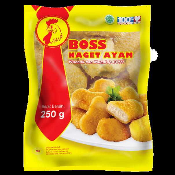 BOSS NAGET AYAM 250 GR