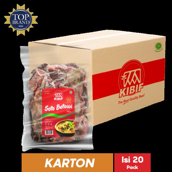 KIBIF SOTO BETAWI 500 GR