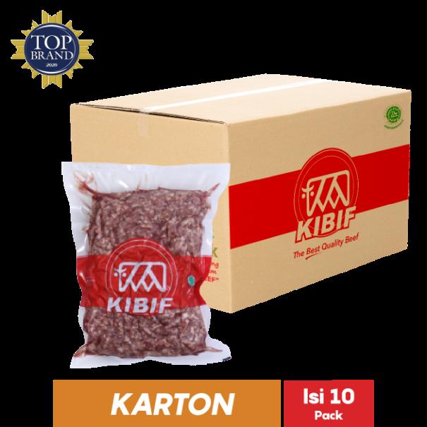 KIBIF MINCED BEEF 1000 GR