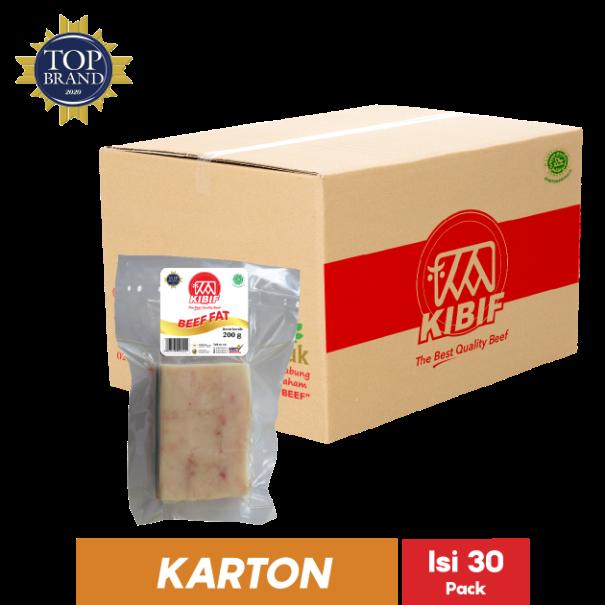 KIBIF BEEF FAT 200 GR
