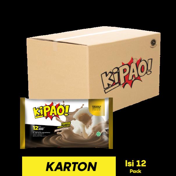 KIPAO MINIPAO COFFEE PREMIUM 12 PCS 200 GR